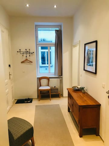 Studio Appartment in the heart of Vienna / Prater