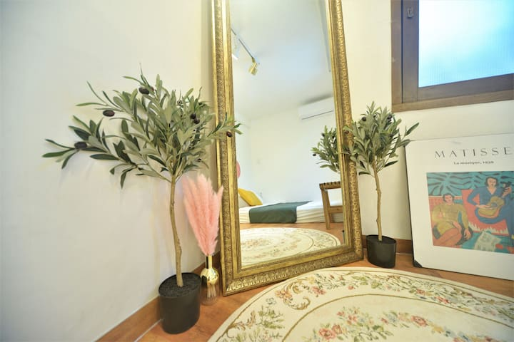 13♣shine♣3min from hongdae station#privateroom