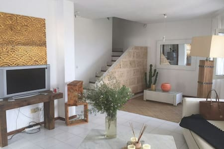 Fantastica villa en Cala de Bou - Sant Josep de sa Talaia