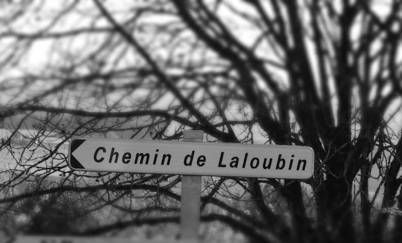 """Chambre studio """"le chemin"""""""