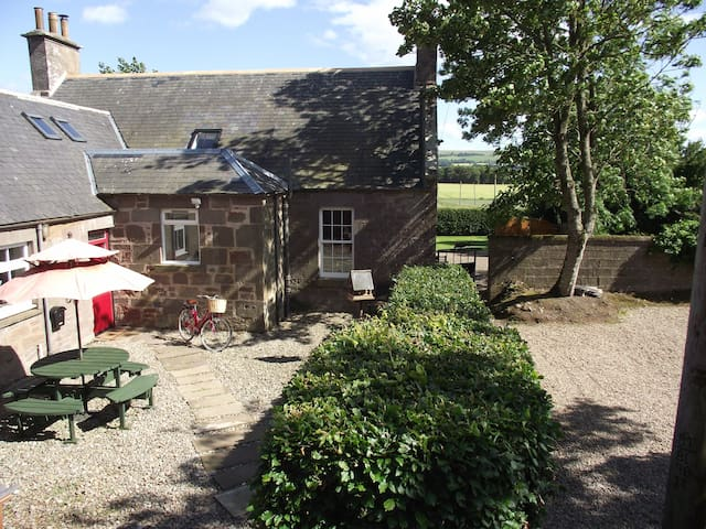 Easthills Farm House