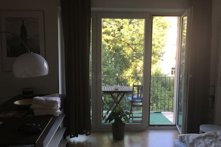 cozy apartment in central Munich available Dec/Jan - Munich - Apartemen