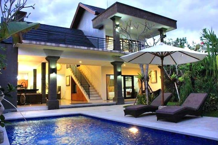 LEGIAN - Location ! - 2 Bed Private Villa - de