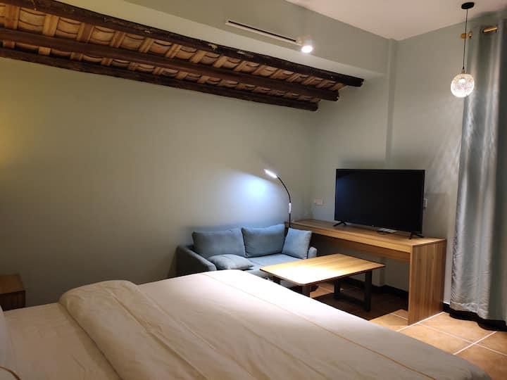 媒婆街标准大床房