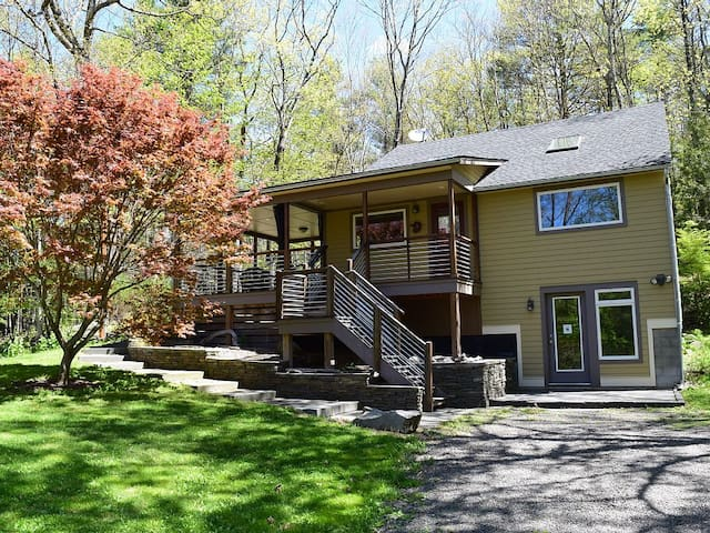 New! Contemporary, Kid-Friendly Catskills Escape - West Hurley - Haus