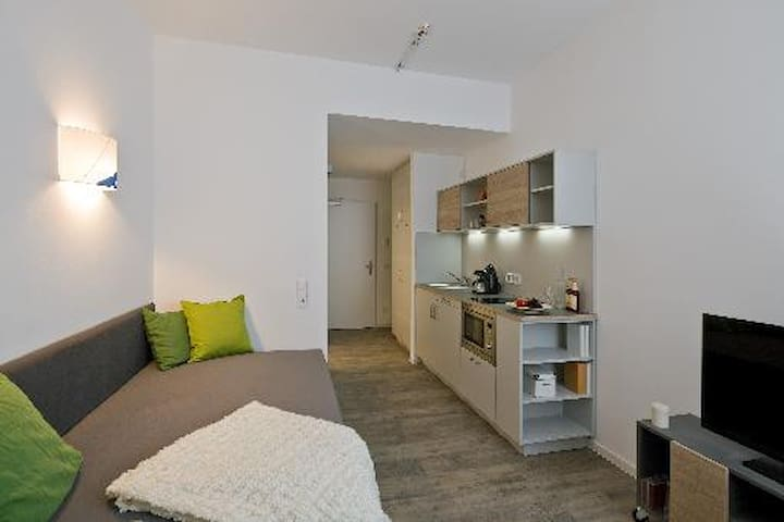 Business Apartment City Center near Exhibition - Frankfurt nad Mohanem