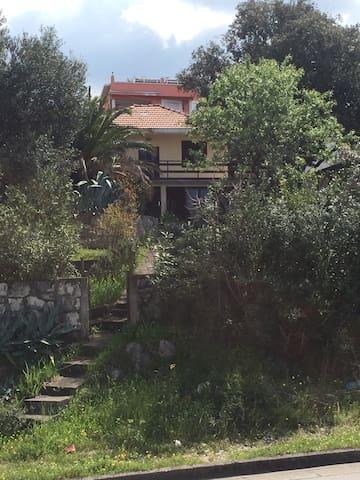 Prirodna oaza na obali mora - Bar - House