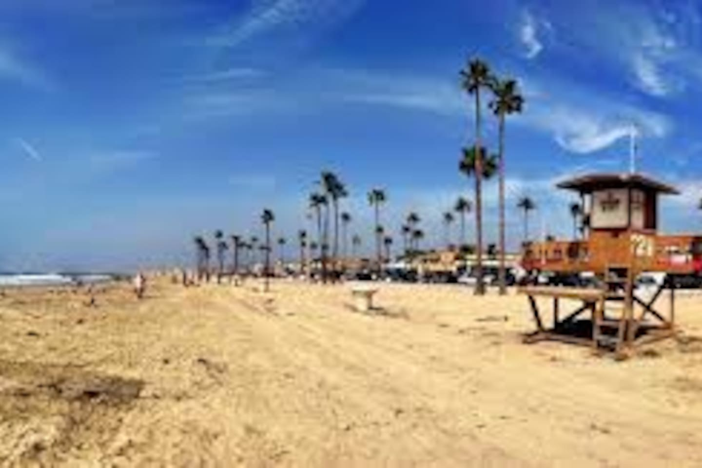 Newport Beach is only a few steps away from your cozy beach home