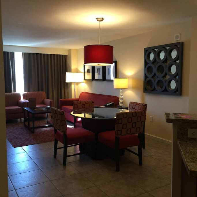 Two Bedroom Suites In Las Vegas: 1 Bedroom At Grandview Resort