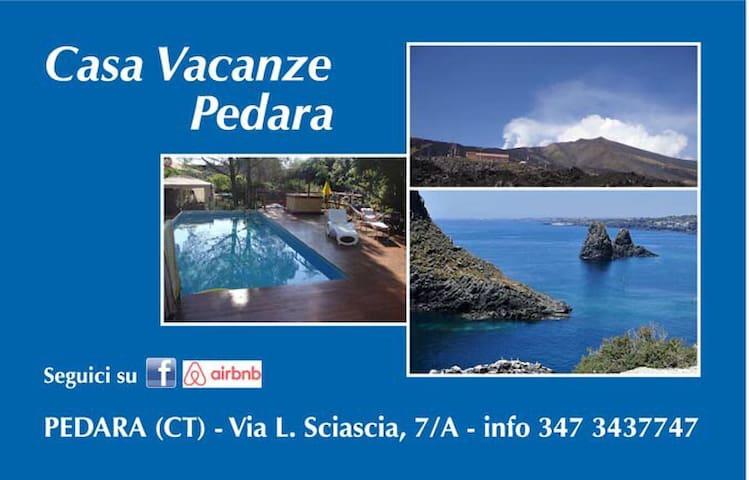 Casa vacanza Etna - Pedara - Apartment