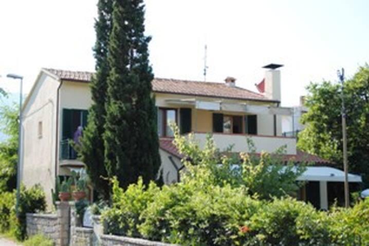 La Tonnara - grande appartamento in villetta