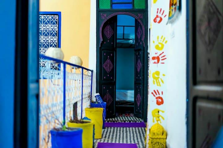 Smile Marrakech Hostel