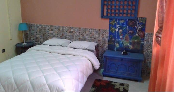 Chambre  Matisse  :  logement entrée privé private