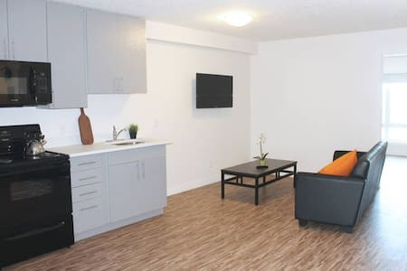 Stay with ease, do as you please number two! - Edmonton - Apartment