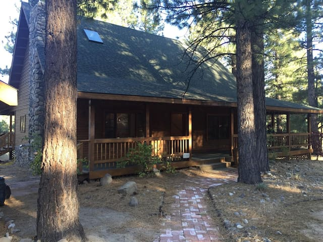 Cabin near Mt. Rose and Lake Tahoe - Reno - Hus