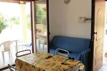 Appartamento via ponza