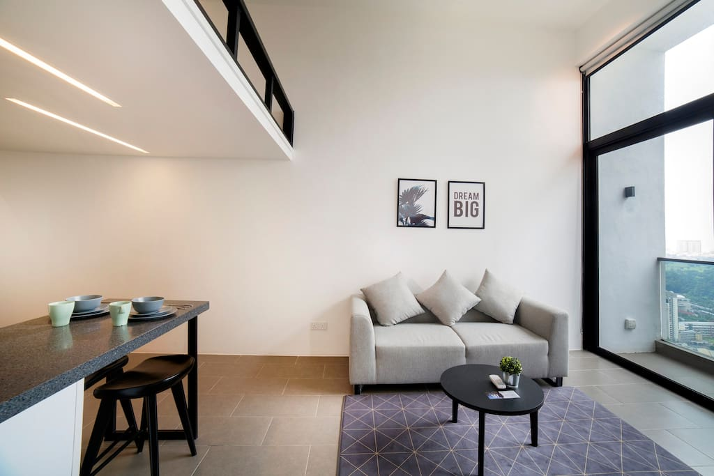 Enjoy your holiday at our Luxury Moder Loft Suite, come as a guest left as a friend :)