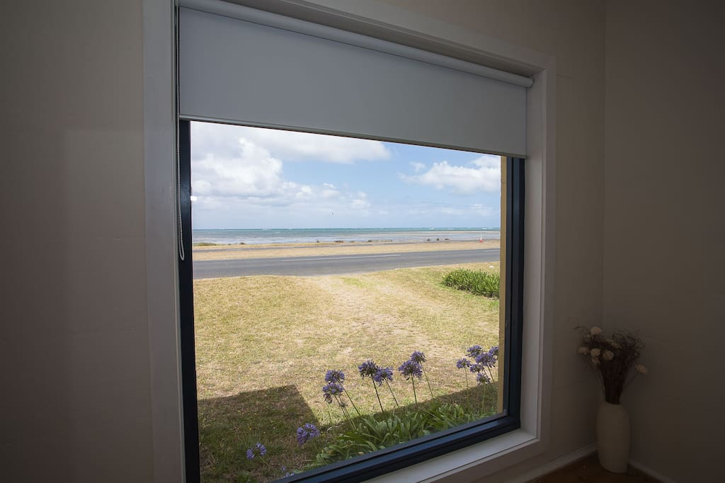 View from main bedroom