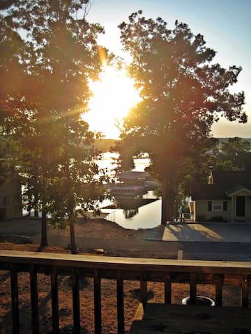 Grand Lake - Hendryx Point - New Eucha - Ház
