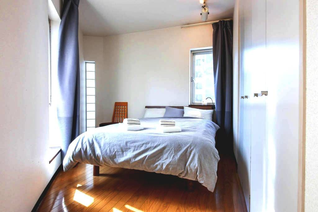 Please enjoy the 40 square meters Private comfort room with everything you  need.