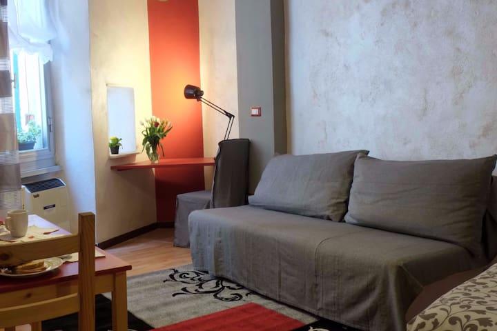 Il nido del '400 - Genova - Rumah