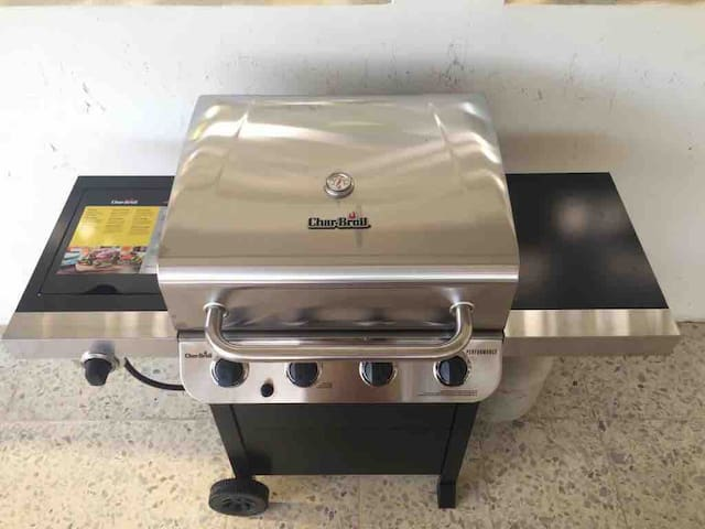 BBQ; the chefs option for grilling