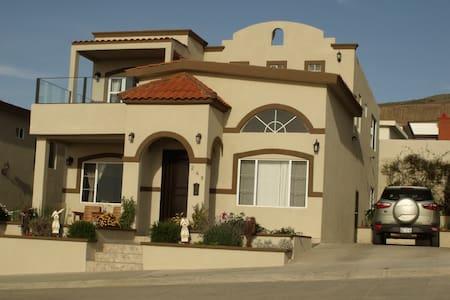 Habitación en casa con vista al mar - Ensenada