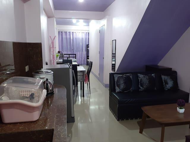 Budget studio type room in Calapan City
