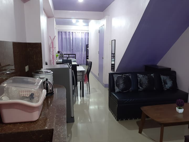 Budget studio type room in Calapan City