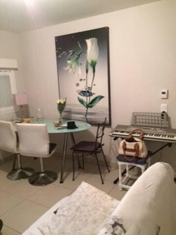 Appartement proche Avignon 5km résidence privée - Les Angles - Apartament
