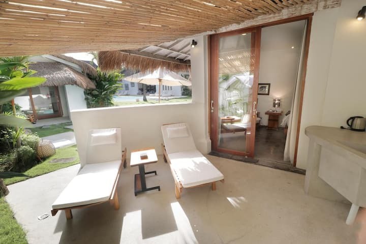 Peaceful and Secluded  Deluxe Room 4 Umalas