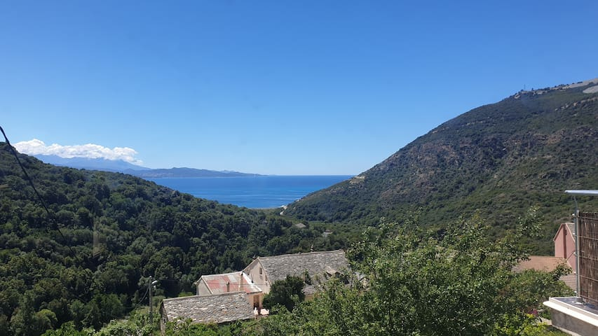 Location cap Corse