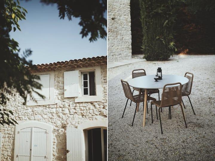 Magnifique studio de 42 m2 au coeur de la Provence
