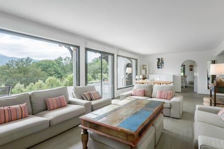 Chambre pour 2 avec vue sur la forêt - Urrugne