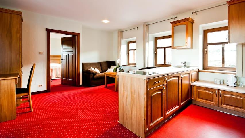 Apartament rodzinny - Karpacz