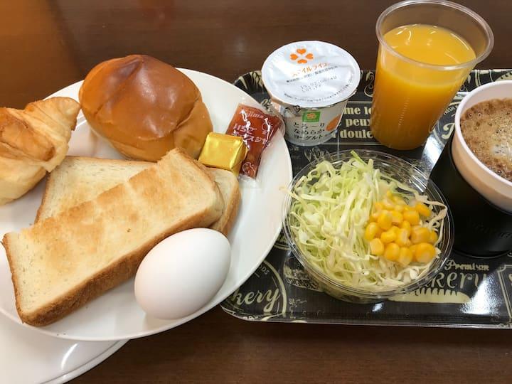 315(2):Osaka Umeda center!Guesthouse price!Hotel!