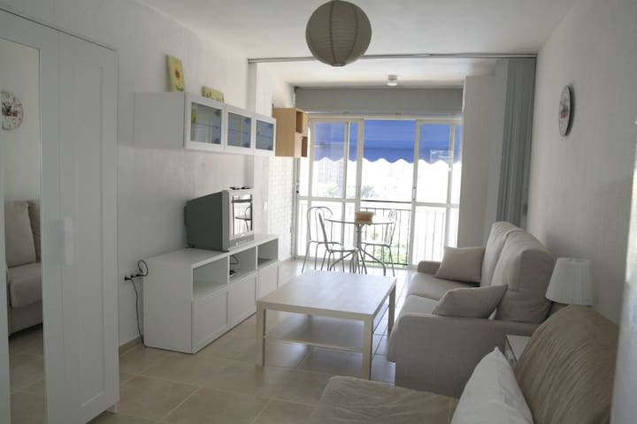 Bonito estudio a 3 minutos de playa - Finestrat - Apartment