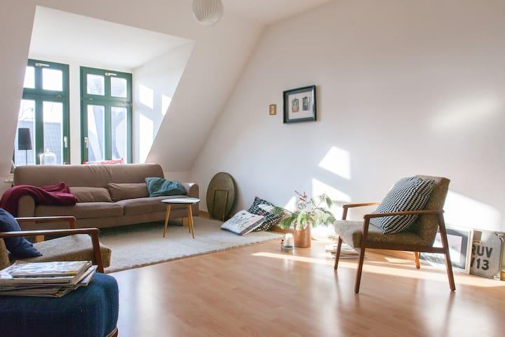 Charmant & Gemütlich - Leipzig - Apartamento