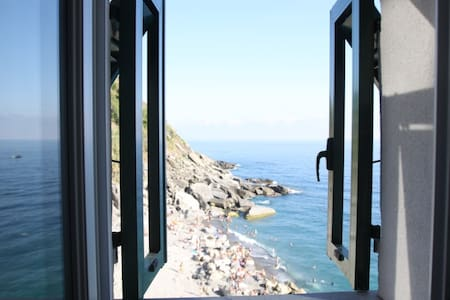LA POLENA_VERNAZZA_Emerald Suite_Vista Mare - Vernazza - Inny
