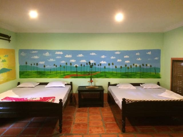 Authentic Cambodian Experience/Community Homestay. - Krong Siem Reap - Bed & Breakfast