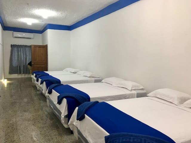 Athena Room 105