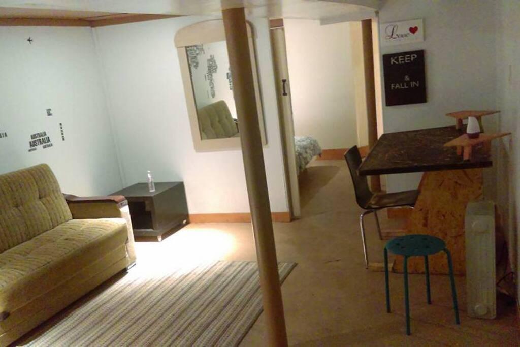 basement beach apartment  rockaways apartments for rent