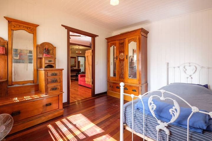 Sophisticated Farmstay Bedroom just 10km from city - Brookfield - Chatka