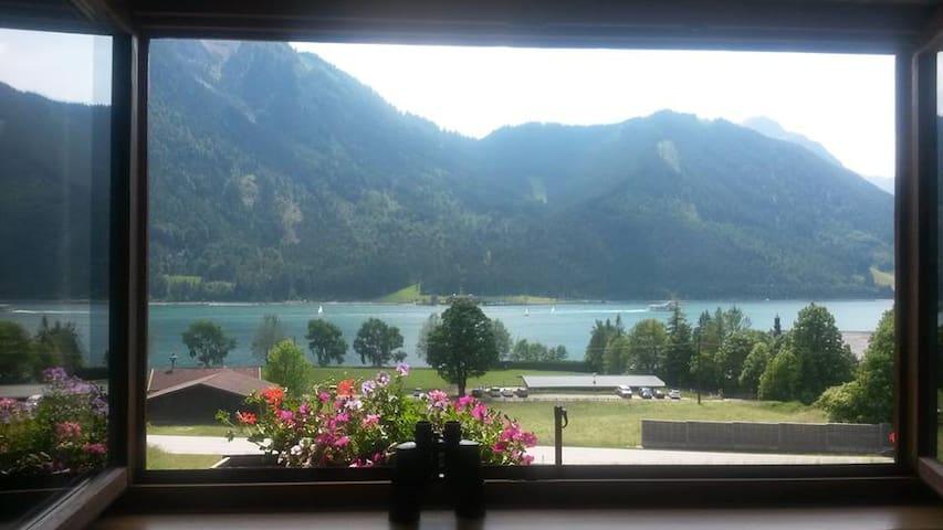 Ferienwohnung in Tirol am Achensee - Achen Lake - Apartment