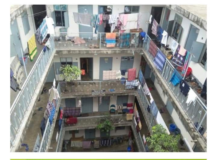 Come and live in Old Dhakas Oldest Male Hostel