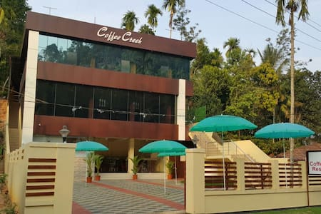 Peter's Coffee Creek Resort - Meppadi