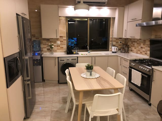 New apartment with new furniture