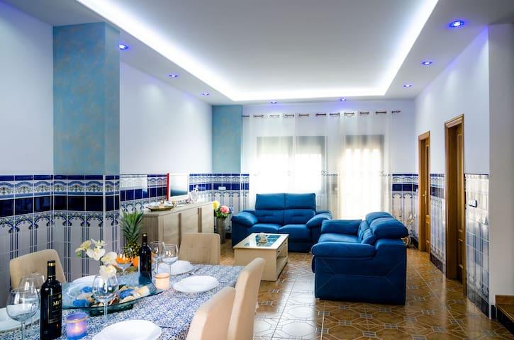 Belle maison spacieuse pour vos vacances