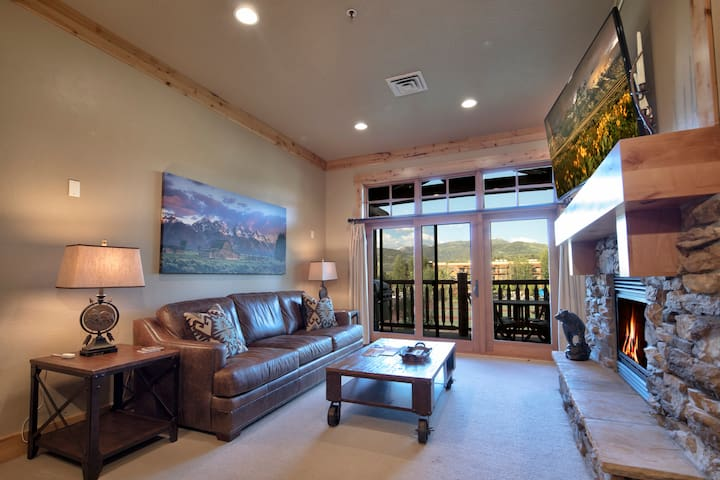 C&C: Teton Springs Luxury Condo #308