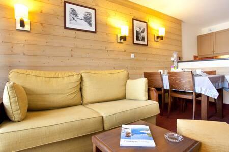 loue appartement t2 résidence 4* ARCS 1800 - Bourg-Saint-Maurice